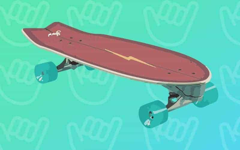 yow surfskate review